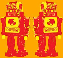 Robot Robot by monsterplanet