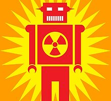 Robot by monsterplanet