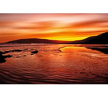 Whisky Morning Photographic Print