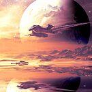 Flightpath by SpinningAngel