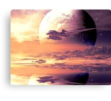 Flightpath Canvas Print