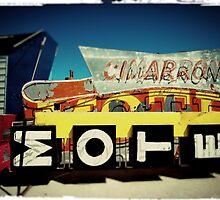 Neon Cimarron by thejourneysofar