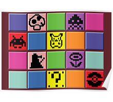 pixel pals Poster