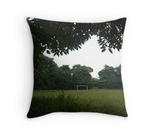 You and the Field - Andrew Throw Pillow