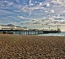 Brighton Pier by Will Corder | Photography