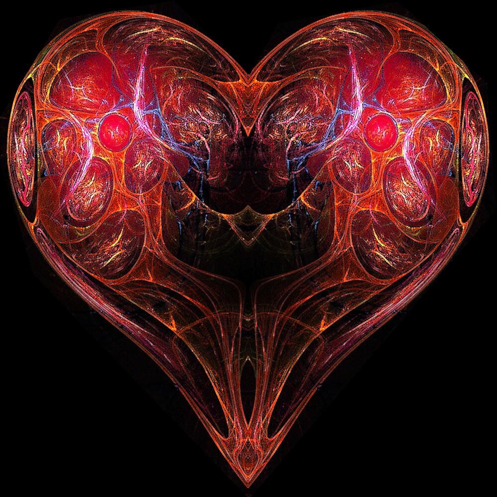 Heart by Benedikt Amrhein