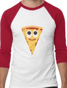 Pizza Slice Men's Baseball ¾ T-Shirt