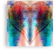 Heart (Variation) Canvas Print