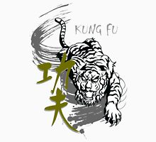 Kung Fu tiger illustration for martial art masters Unisex T-Shirt