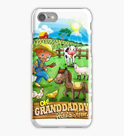 Grand Dad Had A Farm iPhone Case/Skin