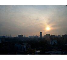 Night's sky - Harna Photographic Print