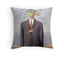 Death of an Entrepreneur.  Throw Pillow