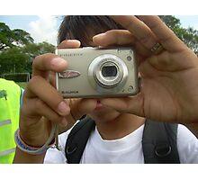 Camera Kid- Ma Liani Photographic Print