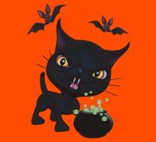 Vampire Kitty .. Tee Shirt by LoneAngel
