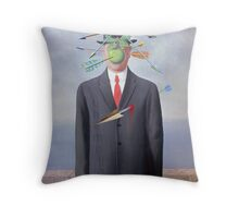 Death of an Entrepreneur 2.  Throw Pillow