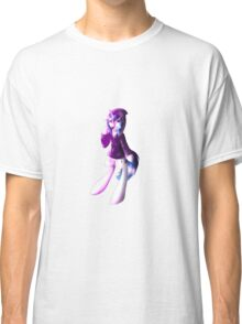 Anthro Vinyl in a Hoodie Classic T-Shirt