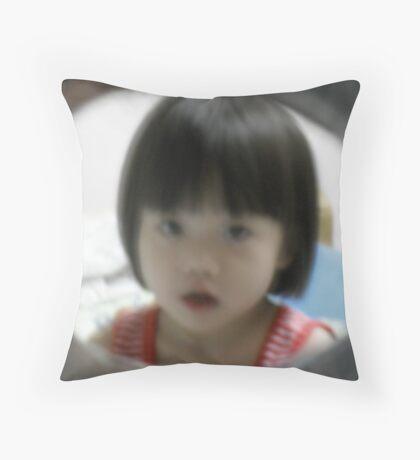 Sister - Peter Jackson Throw Pillow