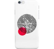 'Untitled #15' iPhone Case/Skin