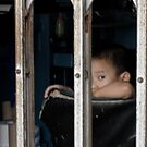 Boy in Cage - Peter Jackson by EveryoneHasHope