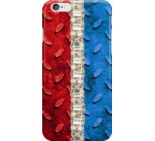 Red White & Blue Rhinestoned IPhone Case iPhone Case/Skin