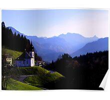 Berchtesgadener Land, Germany Poster