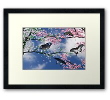 Magical Day  Framed Print