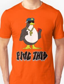 Ping This (solid letters)  T-Shirt
