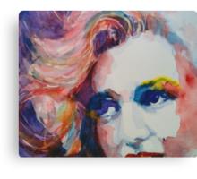Marilyn  no11 Canvas Print