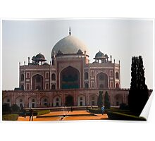Humayun's Tomb Poster