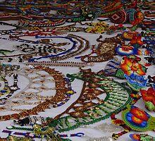 Huichol Art - Arte Huichol by Bernhard Matejka