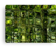 The Glass Forest Canvas Print