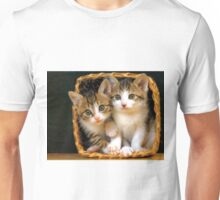 Basket full of love Unisex T-Shirt