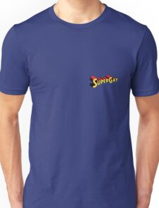 SuperGay Badge T-Shirt