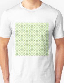 New year green tree pattern  Unisex T-Shirt
