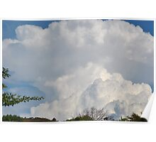 Typical Storm passes by Poster