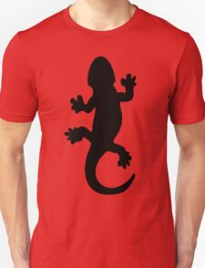 Black Lizard Unisex T-Shirt