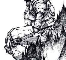 Iron Giant by Callum Forster