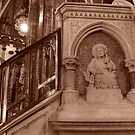 St. Albertus stairs and carving by jrier
