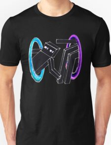 Enderman Portal Unisex T-Shirt