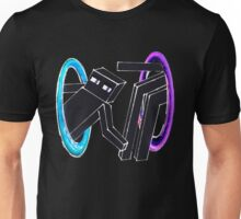 Enderman Portal Unisex T-Shirt
