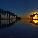 Rising Sun - Deering Estate at Cutler, Miami Dade by Ali Zaidi