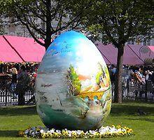 My Easter Egg by bhavini