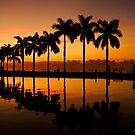 Photographing Sunrise at Deering Estate by Ali Zaidi