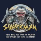 Shark-Man by James Fosdike