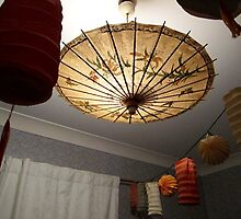 Paper Parasol Shade by Lunaria