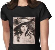 Ziegfeld Girls ... Olive Thomas Womens Fitted T-Shirt