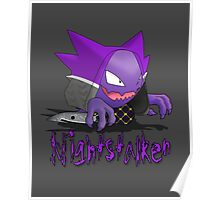 Nightstalker Hunter Haunter Poster