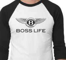 Boss Life Men's Baseball ¾ T-Shirt