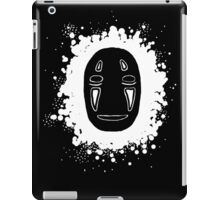 no face 2 iPad Case/Skin