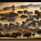 The Hunt by Richard  Gerhard